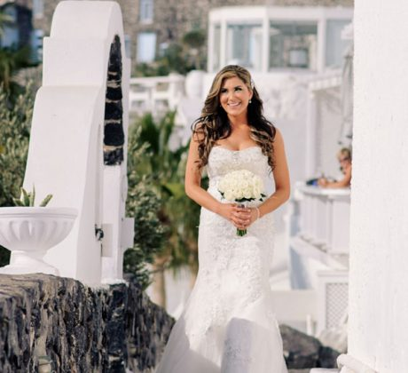 Weddings Santorini