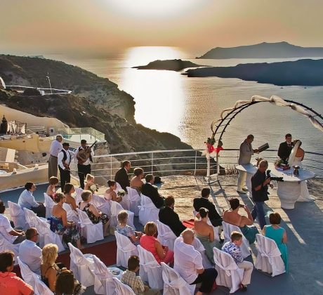 Santorini Wedding Venues