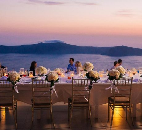 Santorini Weddings La Maltese