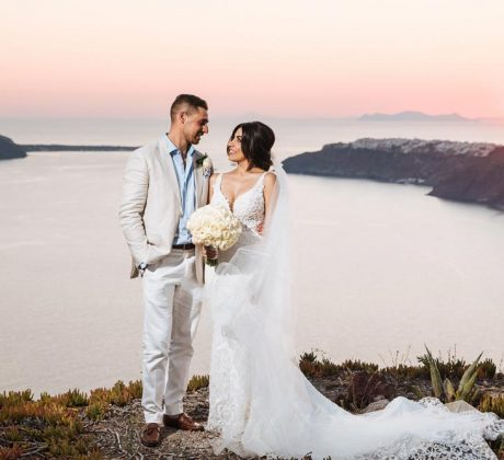 Santorini Weddings