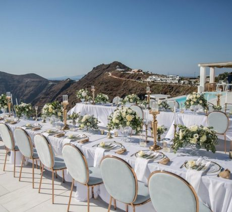 Rocabella Santorini Wedding